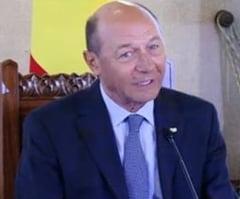 Basescu, despre plangerea penala: Constat furia pe care a starnit-o achizitionarea cinstita a unui teren