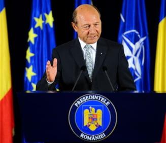 Basescu, despre privatizarea CFR: Guvernul a presat pentru crearea unui precedent in CSAT