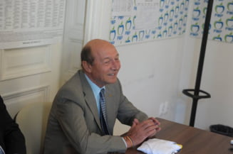 Basescu, despre procesul cu Firea: S-a exercitat presiune publica asupra procurorului general (Video)
