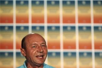 Basescu, despre referendum: Sincer sa fiu, n-am castigat