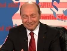 Basescu, despre revizuirea Constitutiei: La fel de bine puteau sa o faca si traficantii de etnobotanice (Video)