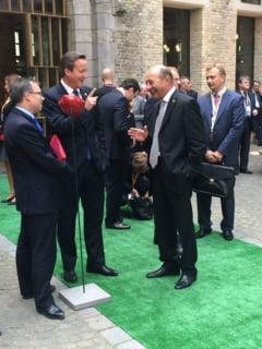 Basescu, despre scandalul Bercea: Liderii europeni au incredere in mine, cred ca sunt artizanul Justitiei