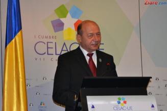 Basescu, despre scandalul masinii cu numar antiPSD: Slugarnicia unor sefi din politie face din Romania un stat ridicol