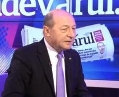Basescu, despre situatia din Crimeea, unirea cu R.Moldova si candidatii la prezidentiale