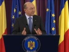 Basescu, despre situatia din Siria: Ne raliem Declaratiei celor 11