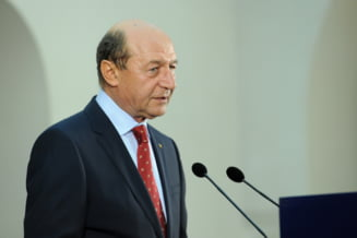 "Basescu, despre suspendare: Tariceanu ""inima zburdalnica"" sa citeasca bine Constitutia"