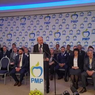 Basescu, despre unirea cu Republica Moldova: Probleme avem cu Parlamentul de la Chisinau