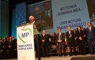 Basescu, din nou presedinte: Am sansa sa mai bat o data PSD (Foto)