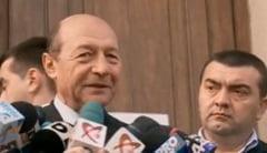Basescu, dupa audiere: Nu am secretizat nici macar o foaie din dosarul rapirii jurnalistilor (Video)
