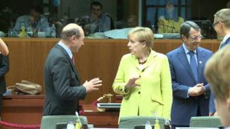 Basescu, dupa negocieri tensionate la Bruxelles: Ciolos e binevenit in Comisie