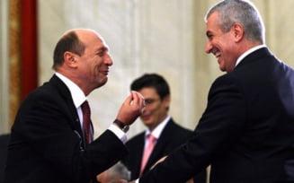 Basescu, front comun cu Tariceanu pe RTV impotriva DNA: Kovesi minte, intrece orice masura (Video)