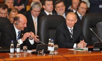 Basescu, in FT: N-am participat la South Stream ca sa nu subminam Nabucco
