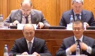 Basescu, in Parlament - Romania trebuie sa ratifice tratatul fiscal foarte repede