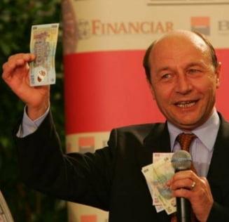Basescu, investitor la bursa: Are 3.000 de actiuni la Romgaz si titluri de stat denominate in dolari