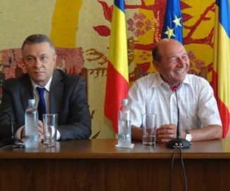 Basescu, invitat oficial sa intre in Fundatia Miscarea Populara