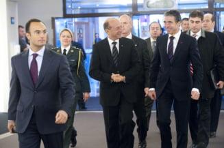 Basescu, la BBC: Avioane de lupta ale NATO in Romania, pentru a-l descuraja pe Putin