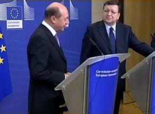 Basescu, la Bruxelles: As putea sa fac echipa cu un ministru la Interne care s-ar numi Iohannis