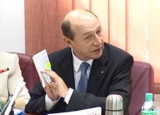 Basescu, la CSM: Mai bine razboi, decat Justitie neindependenta