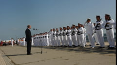Basescu, la Constanta de Ziua Marinei - Ponta merge la Putna