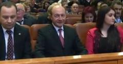Basescu, la PMP: Udrea mi-a spus de acuzatiile la adresa lui Coldea. Treaba cu Bercea si fratele meu, o inscenare