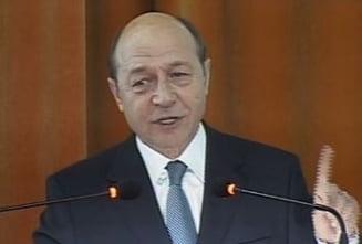 Basescu, la bilantul MAI: Va cer sa pulverizati grupurile de crima organizata!