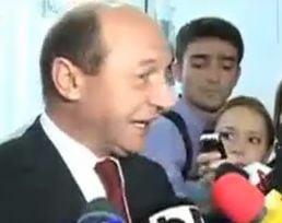 Basescu, la proces: Cuvantul rostit de politicieni este lipsit de responsabilitate!