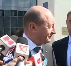 Basescu, la tribunal: N-am pierdut inca niciun proces pe restituire, nu o sa il pierd nici p-asta!