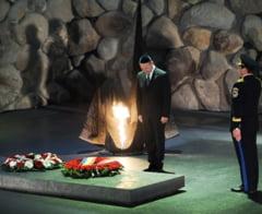 Basescu, mesaj la comemorarea Holocaustului: Sa reflectam la atitudinile noastre in fata istoriei