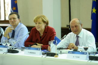 Basescu, prezentat la Bruxelles drept premierul Romaniei