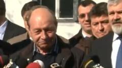 Basescu, prima reactie dupa retinerea Elenei Udrea: Cred in omul asta (Video)