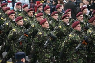 Basescu, soldatilor, de Ziua Armatei: Va inteleg speranta, va admir rabdarea