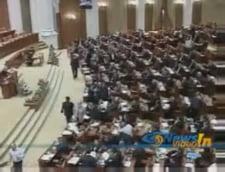 Basescu, suparat pe parlamentarii PD-L