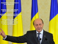 Basescu, ultima conferinta la Cotroceni - realizari, esecuri si viitor
