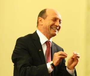 Basescu, votat de 94,8% dintre cetatenii romani din R. Moldova