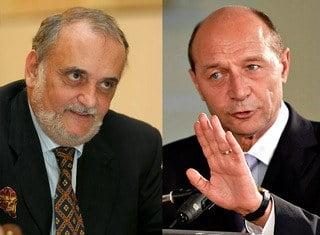Basescu a castigat procesul cu Patriciu