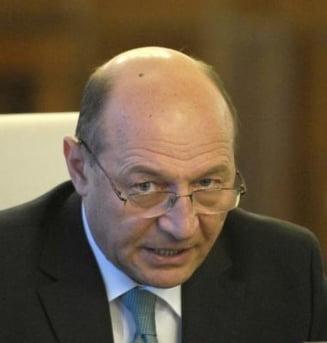 """Basescu a certat """"stelele partidului"""" la sedinta PD-L"""