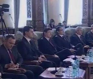 Basescu a chemat Opozitia separat la consultari la ora 17:00