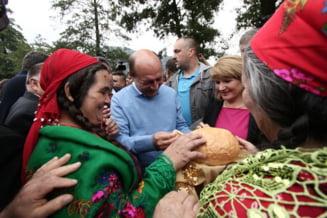 Basescu a contestat amenda de la CNCD pentru discriminarea rromilor