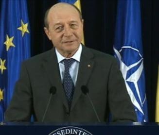Basescu a explicat intelegerea cu Ponta: Acordul e bazat pe cuvantul de onoare