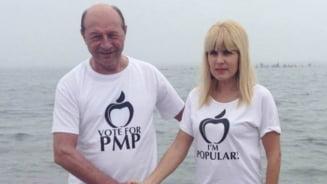 Basescu a felicitat PMP pentru rezultatul de la europarlamentare: Un partid al viitorului