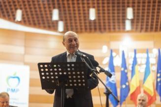 Basescu a fost ales vicepresedinte al unei comisii importante din Parlamentul European