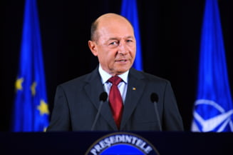 Basescu a plecat la Bruxelles - Intalniri cu Barroso, van Rompuy si Reding