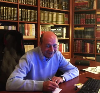 Basescu a primit de la Guvern un imobil pentru a-si face cabinet de lucru