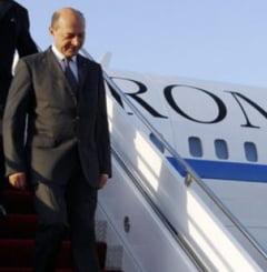 Basescu a renuntat la o deplasare in SUA din lipsa de bani