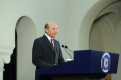 Basescu a respins legea prin care seful Politiei Romane devine secretar de stat