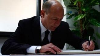 Basescu a retrimis in Parlament legea pe spalarea banilor. Ce nu ii convine presedintelui