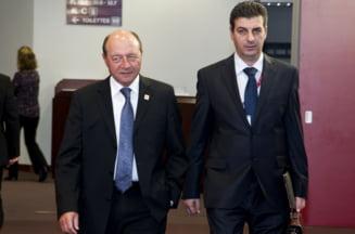 Basescu acuza: Pozitia Romaniei, fragilizata de fluierarea liderilor europeni pe stadioane