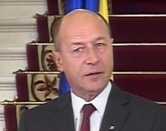 Basescu acuza Franta si Germania de discriminare in cazul aderarii la Schengen