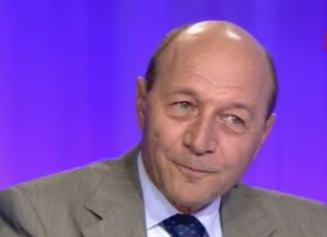 Basescu acuza USL pentru telefonul STS: Aveau nevoie de inca 2-3 milioane de voturi