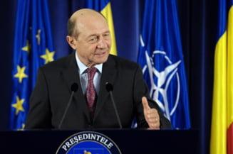 Basescu acuza presiuni pentru desemnarea premierului